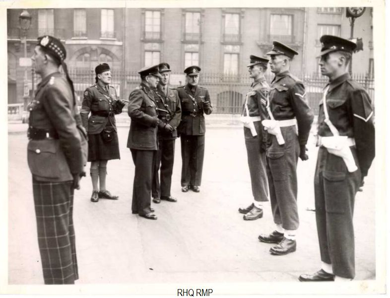 History of the Royal Military Police and its Antecedents